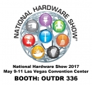 NATIONAL HARDWARE SHOW LAS VEGAS 2017