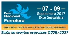 EXPO NACIONAL FERRETERA GUADALAJARA 2017