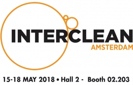 LAVORWASH IS EXHIBITING AT INTERCLEAN AMSTERDAM