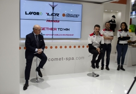 LAVORWASH AND LCR HONDA TOGETHER IN MOTOGP FOR THE 2019-2020-2021 THREE-YEAR PERIOD