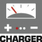 Integrated battery charger