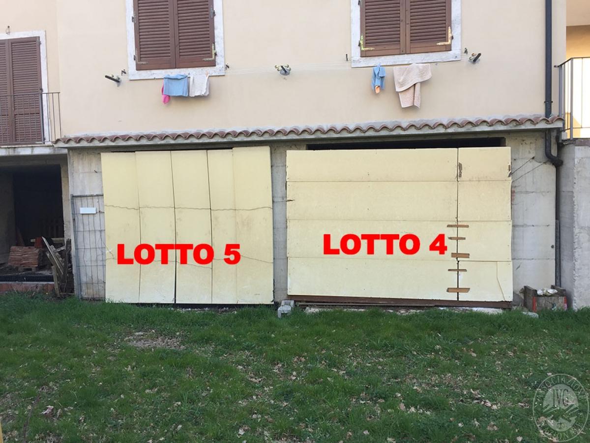 5 autorimesse a CASTIGLIONE D'ORCIA in loc. Paltrinieri - Lotto 1 1