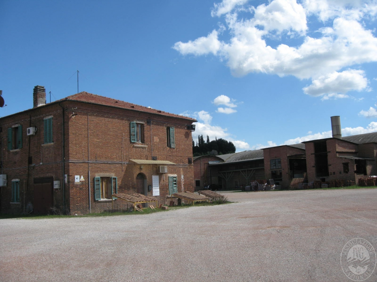 Complesso industriale a SINALUNGA, via Busso - LOTTO 9