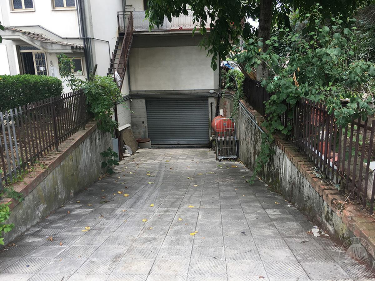 Garage a CIVITELLA IN VAL DI CHIANA in loc. Pieve al Toppo - Lotto 2