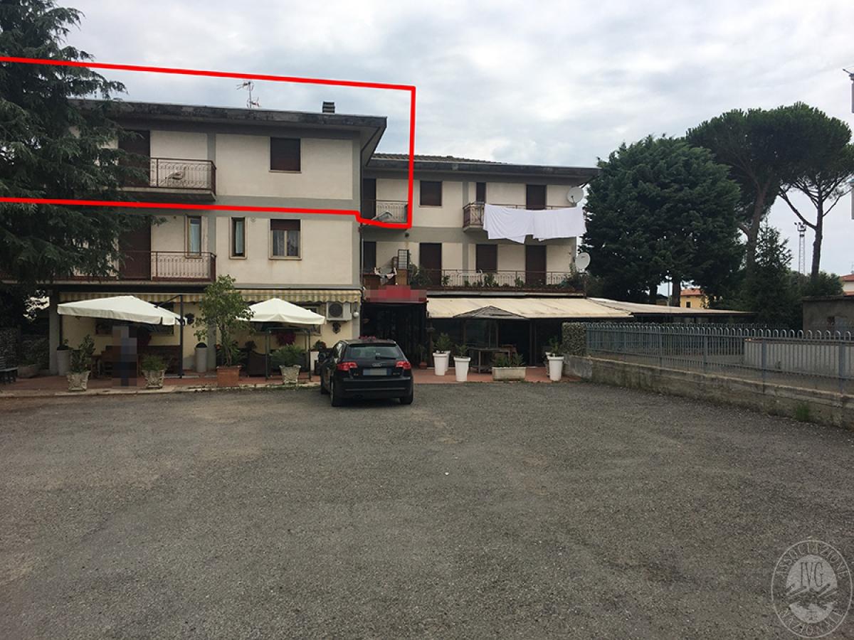 Appartamento a CIVITELLA IN VAL DI CHIANA in loc. Pieve al Toppo - Lotto 3
