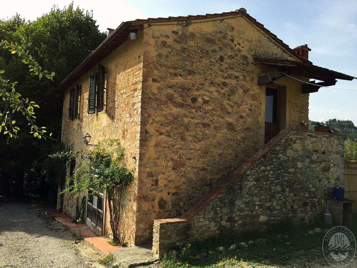 Villetta a CASTELLINA IN CHIANTI, Località Cafaggio di Pesa - Lotto 2
