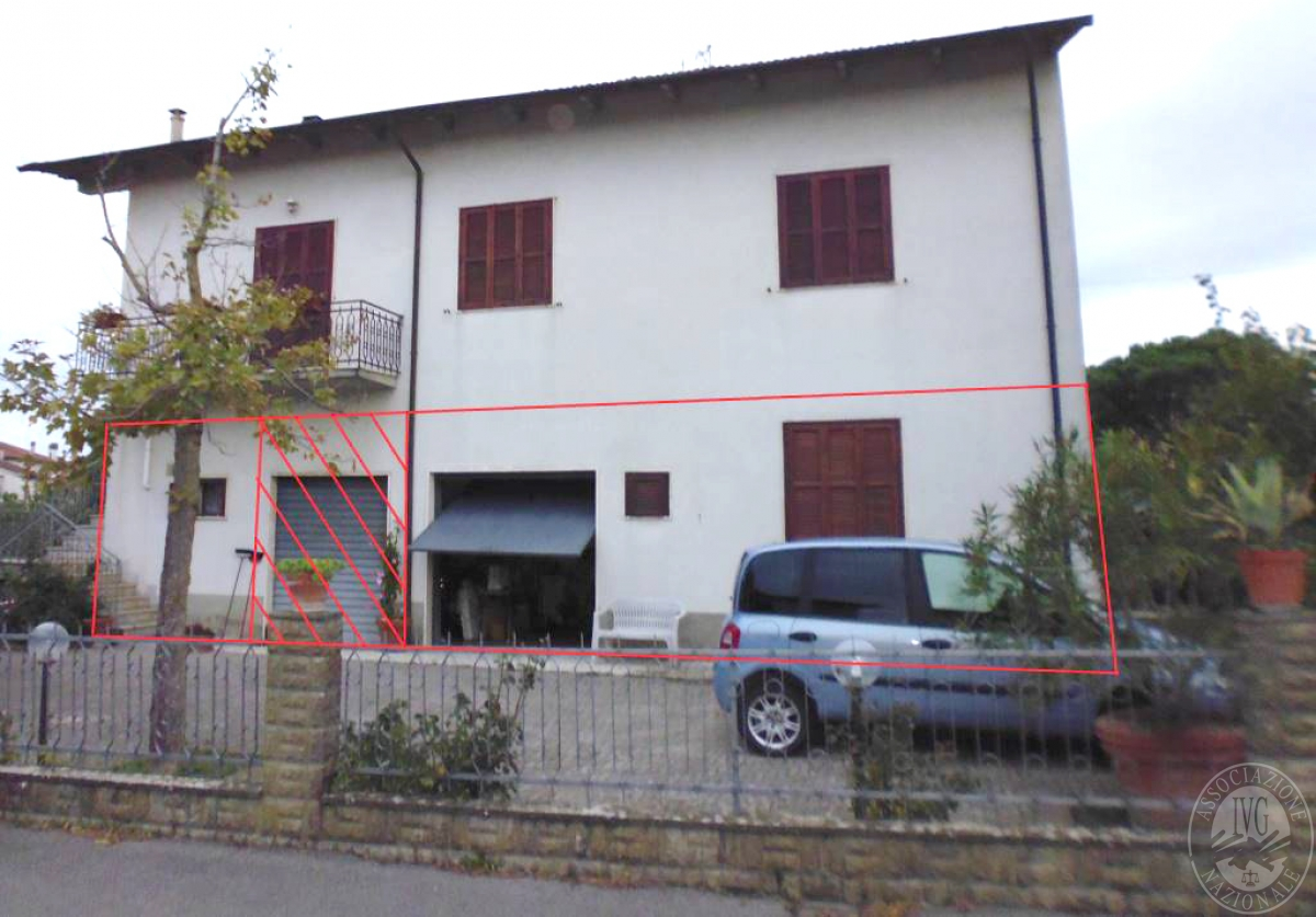 Appartamento in via G.Borghi - CASTIGLION FIORENTINO