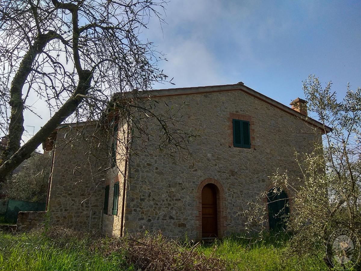 Villetta bifamiliare a GAIOLE IN CHIANTI, loc. Monti - LOTTO 1 1