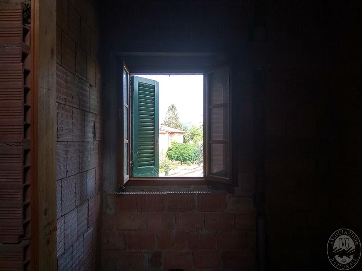 Villetta bifamiliare a GAIOLE IN CHIANTI, loc. Monti - LOTTO 1 8