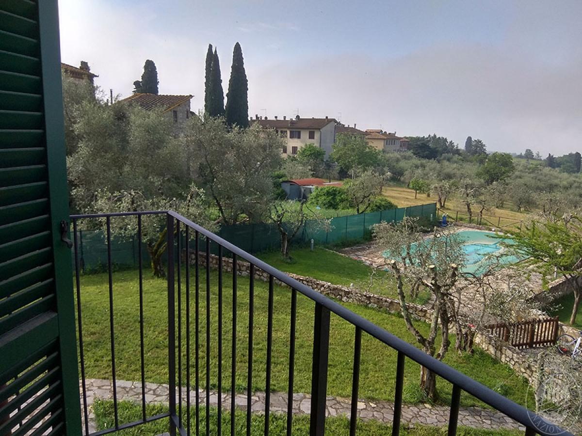 Villetta bifamiliare a GAIOLE IN CHIANTI, loc. Monti - LOTTO 1 11