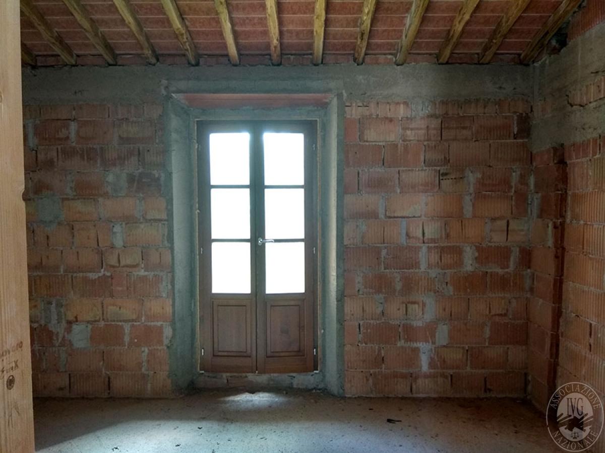 Villetta bifamiliare a GAIOLE IN CHIANTI, loc. Monti - LOTTO 1 13