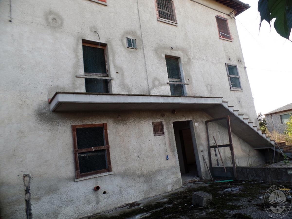 Terratetto a CORTONA in loc. Montecchio