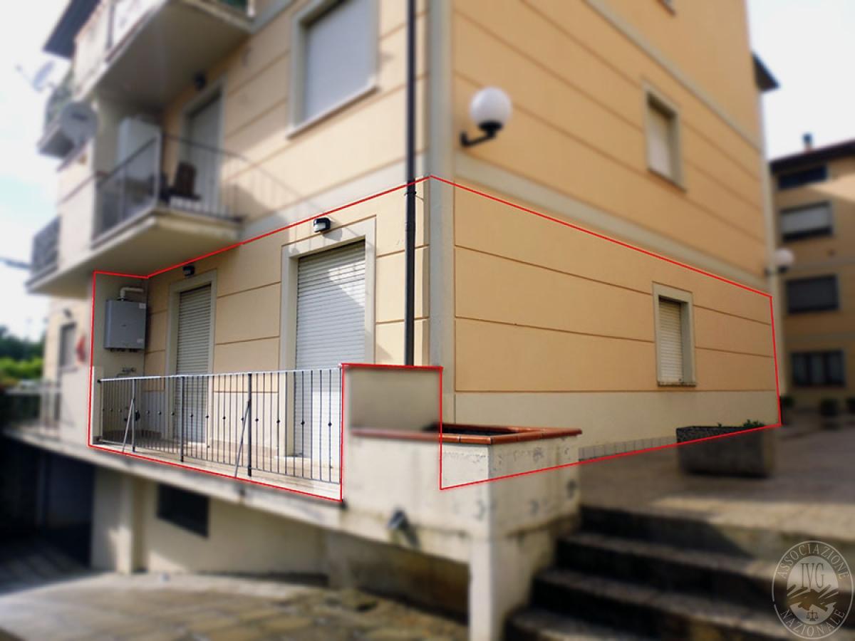 Appartamento a CIVITELLA IN VAL DI CHIANA in loc. Tegoleto