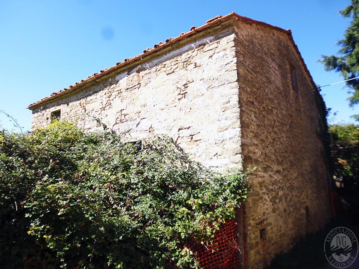 Terreni agricoli ad AREZZO in loc. San Marino - Lotto 3
