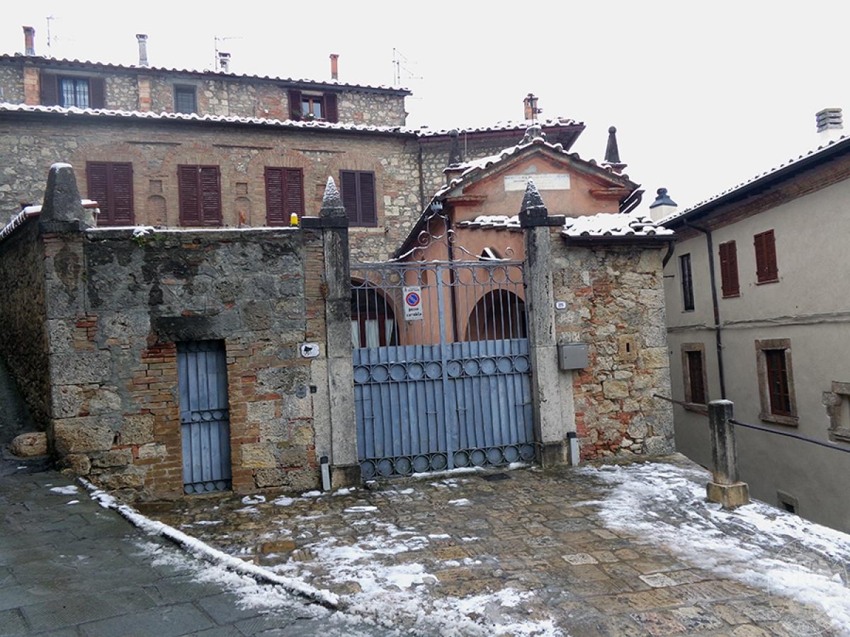 Parte di edificio storico a SARTEANO in Via dei Lecci 3