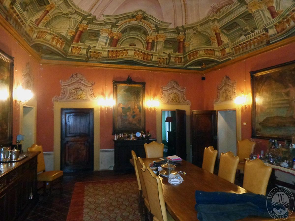 Parte di edificio storico a SARTEANO in Via dei Lecci 21