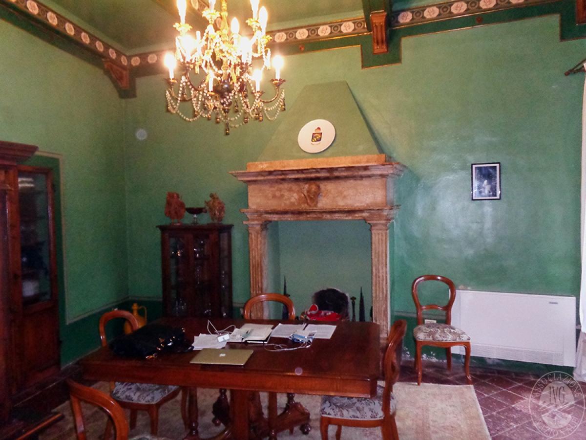 Parte di edificio storico a SARTEANO in Via dei Lecci 23