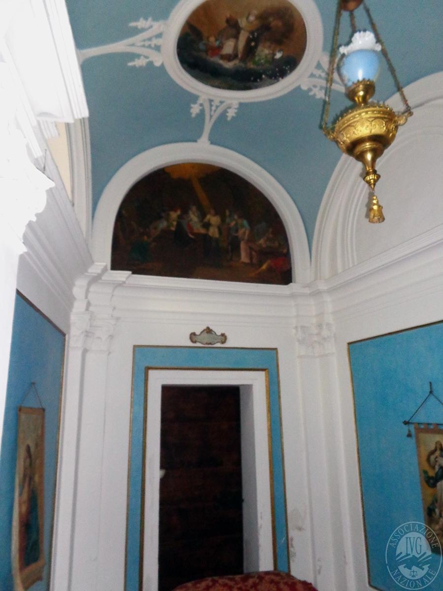 Parte di edificio storico a SARTEANO in Via dei Lecci 54