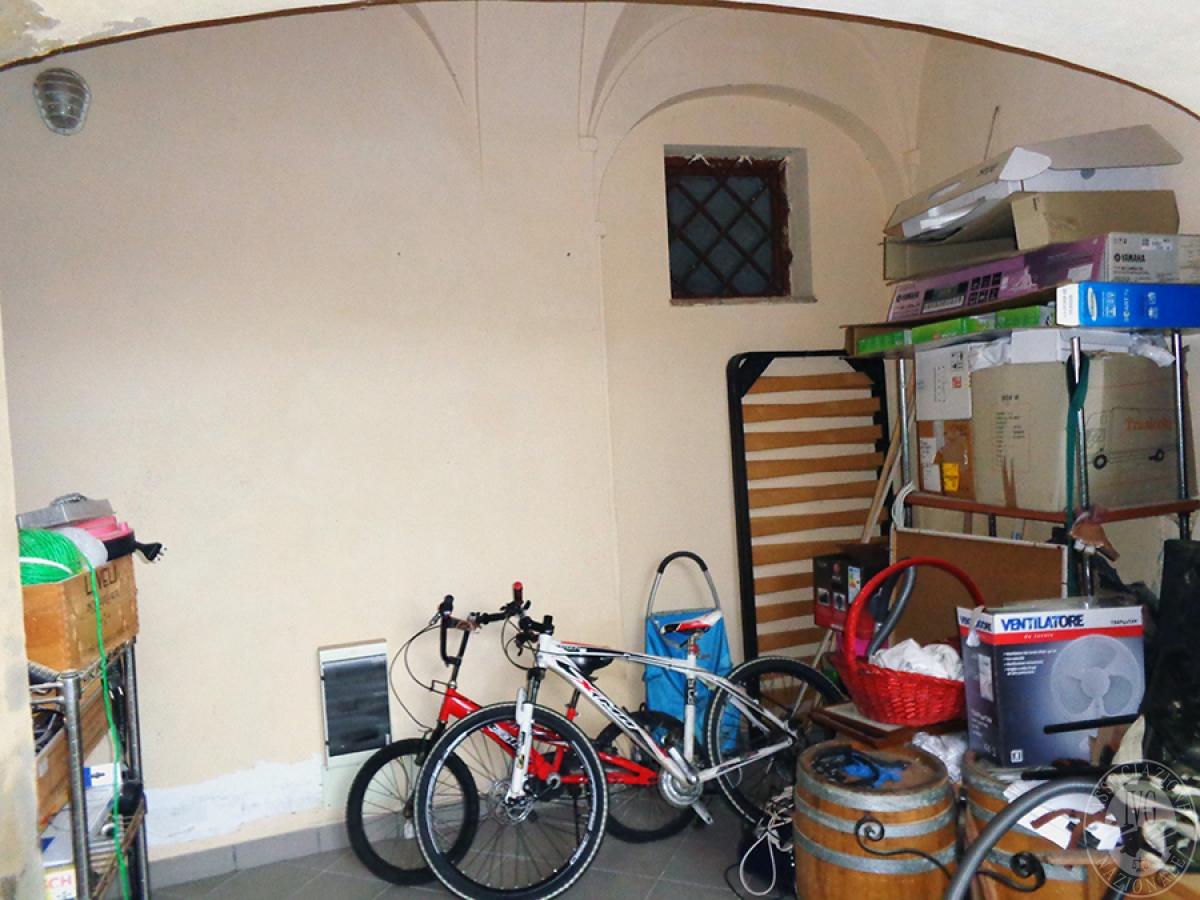 Parte di edificio storico a SARTEANO in Via dei Lecci 56