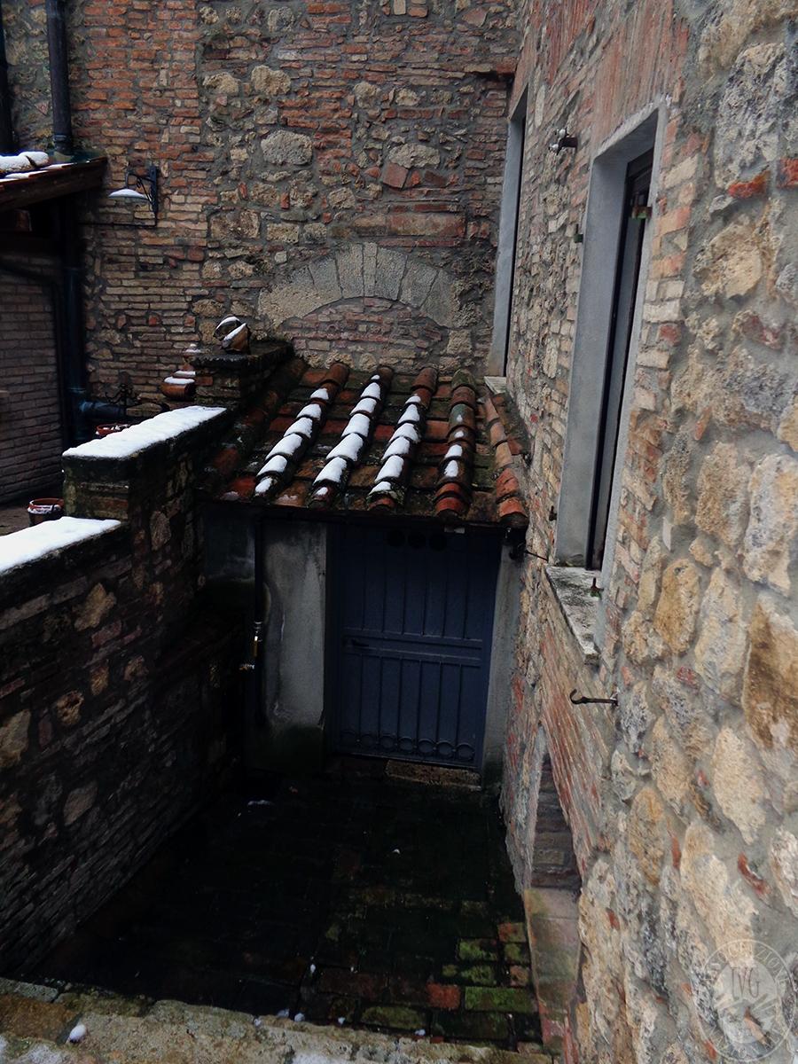 Parte di edificio storico a SARTEANO in Via dei Lecci 58
