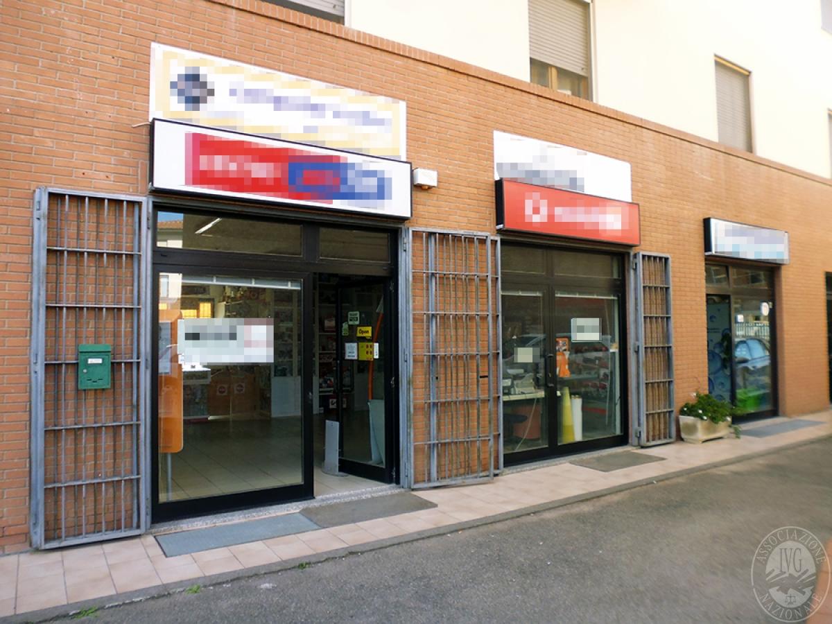 Locale commerciale a CASTIGLION FIORENTINO in Via delle Vecchie Ciminiere - Lotto 4