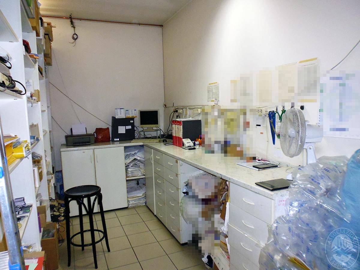 Locale commerciale a CASTIGLION FIORENTINO in Via delle Vecchie Ciminiere - Lotto 4 1