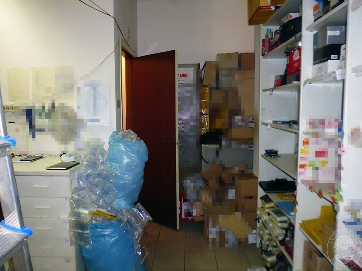 Locale commerciale a CASTIGLION FIORENTINO in Via delle Vecchie Ciminiere - Lotto 4 2