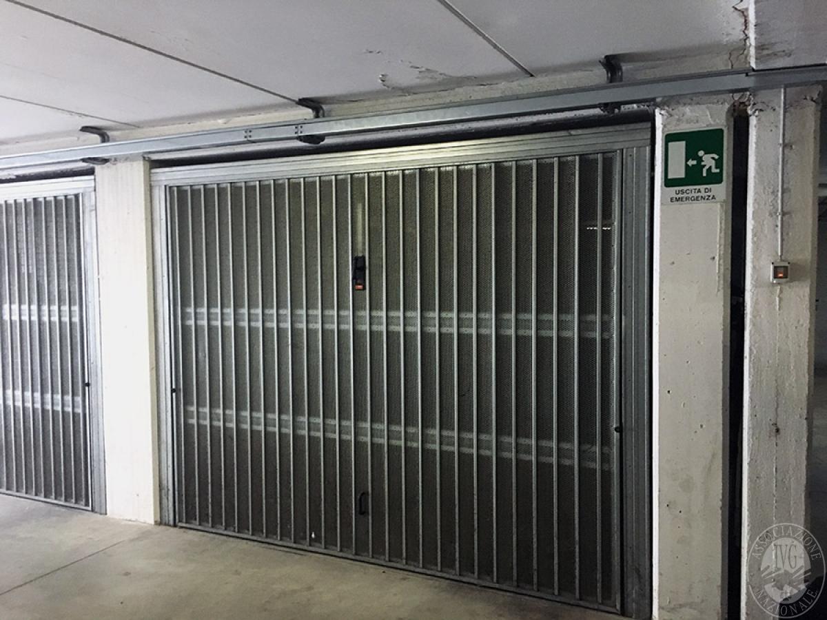 Garage ad AREZZO in Via Monsignore Angiolino Tafi - Lotto 3