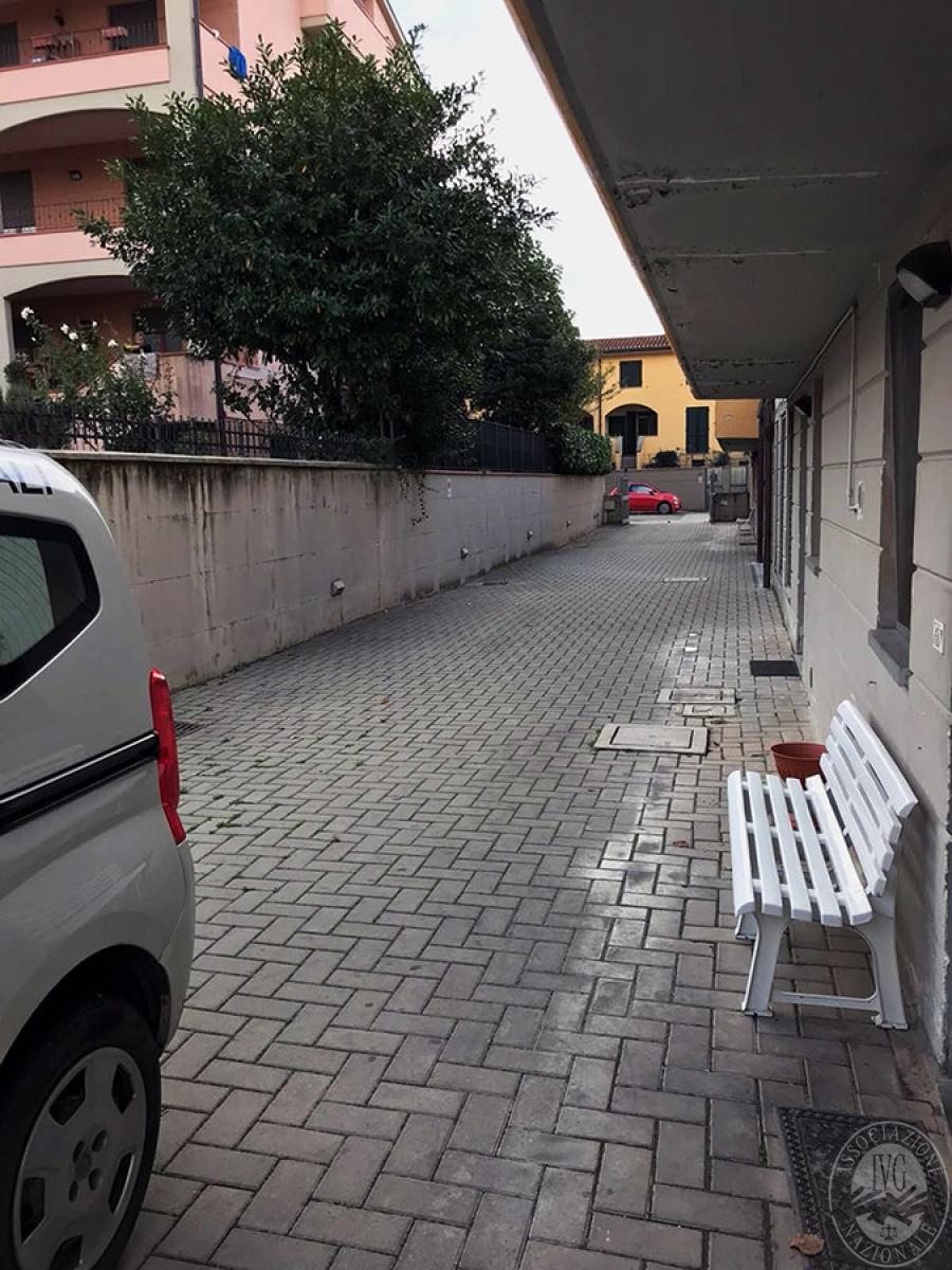 Posto auto ad AREZZO in Via Monsignore Angiolino Tafi - Lotto 12