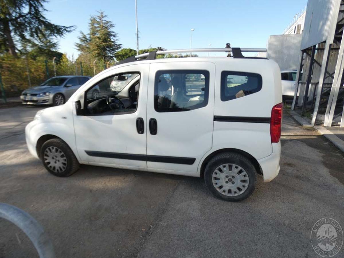 Fiat Qubo anno 2013   GARA DI VENDITA NOVEMBRE/DICEMBRE 2019
