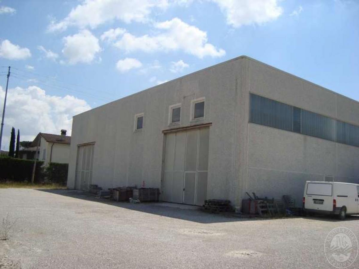 Opificio a SINALUNGA, via Piave 10