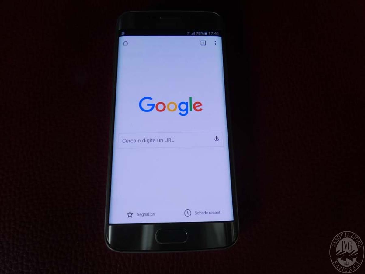 Cellulare Samsung S6 EDGE   GARA DI VENDITA SABATO 7 DICEMBRE 2019 2
