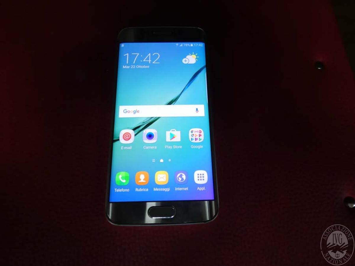 Cellulare Samsung S6 EDGE   GARA DI VENDITA SABATO 7 DICEMBRE 2019 5