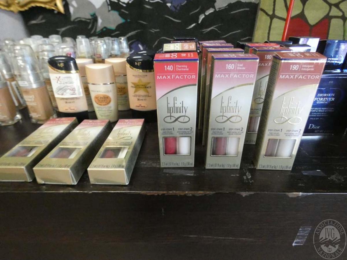 Circa 300 confezioni di cosmetici   GARA DI VENDITA SABATO 7 DICEMBRE 2019 2