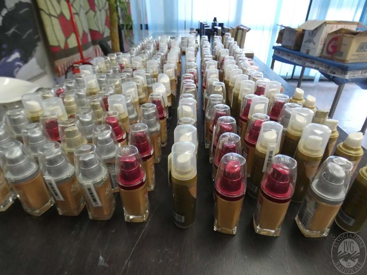 Circa 300 confezioni di cosmetici   GARA DI VENDITA SABATO 7 DICEMBRE 2019 9