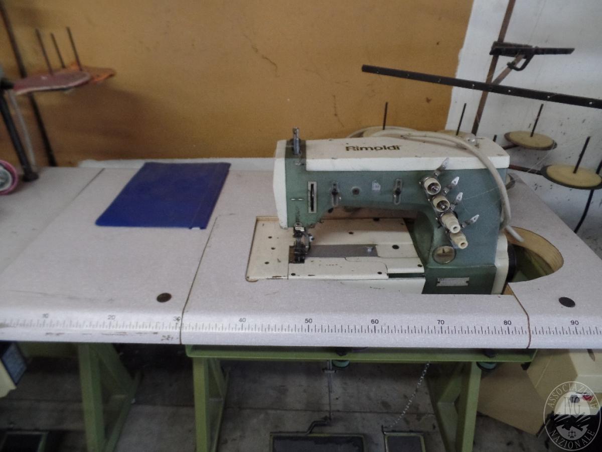 Macchine per cucire + filato   VENDITA ONLINE 2