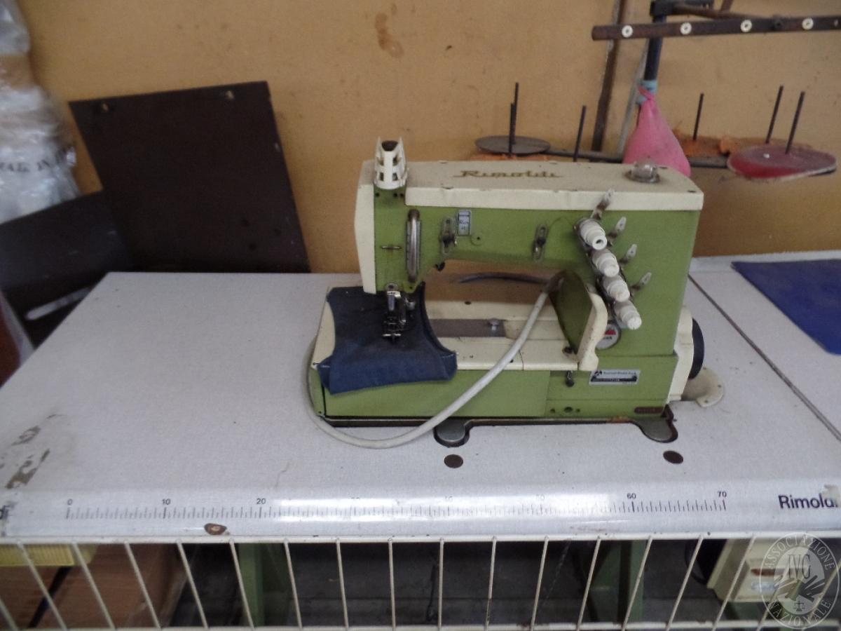 Macchine per cucire + filato   VENDITA ONLINE 1