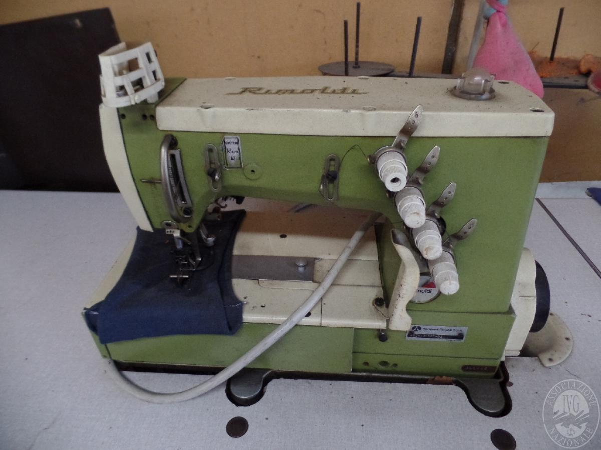 Macchine per cucire + filato   VENDITA ONLINE 4
