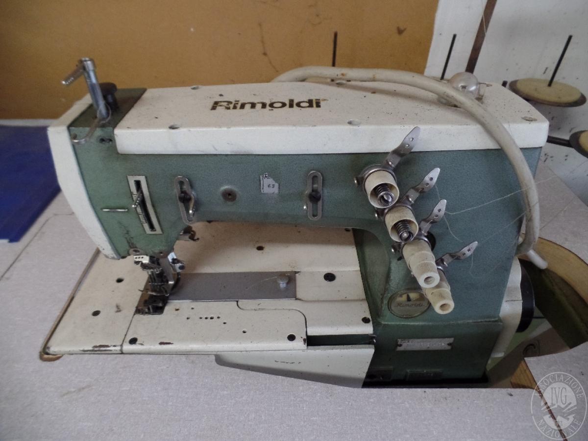 Macchine per cucire + filato   VENDITA ONLINE 3