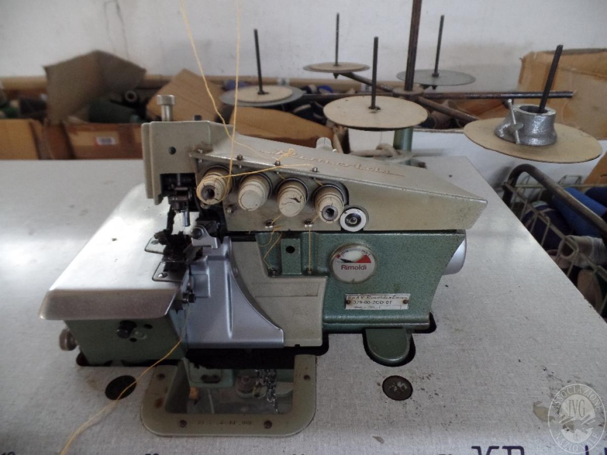 Macchine per cucire + filato   VENDITA ONLINE 5