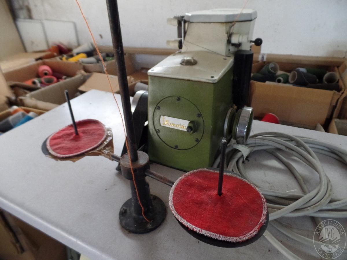 Macchine per cucire + filato   VENDITA ONLINE 6
