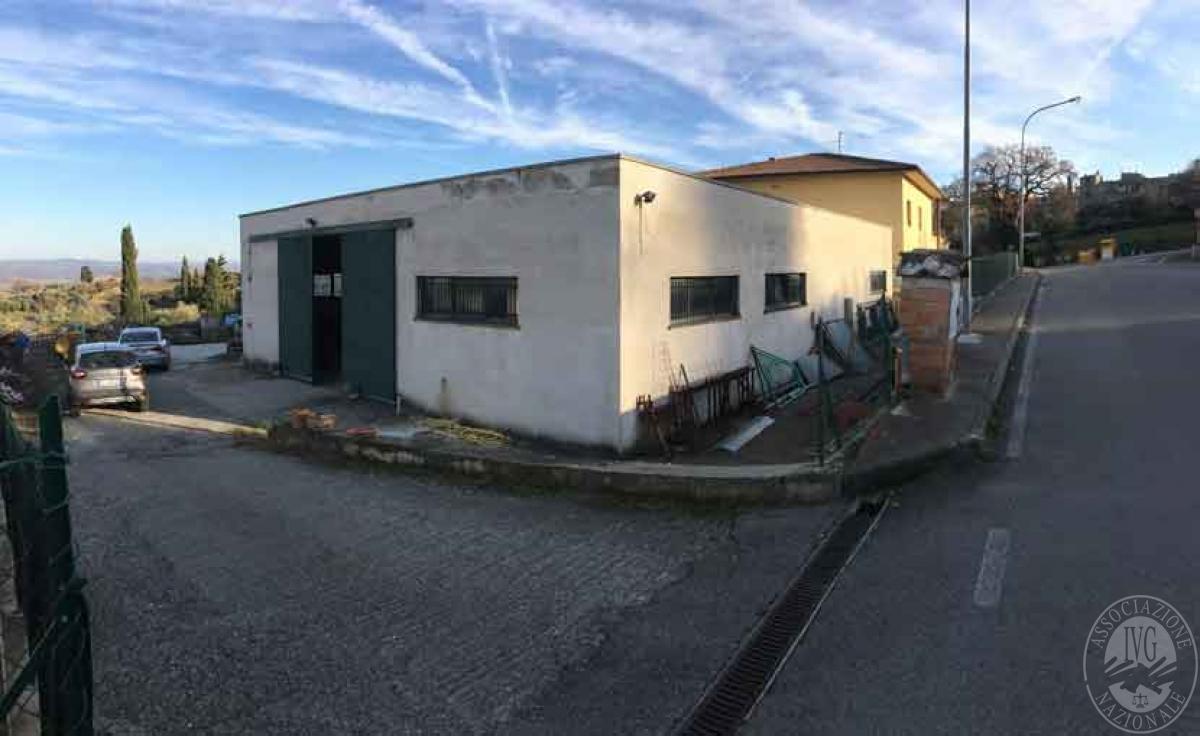 Laboratorio artigianale a CETONA, via dell'Artigianato - LOTTO 2