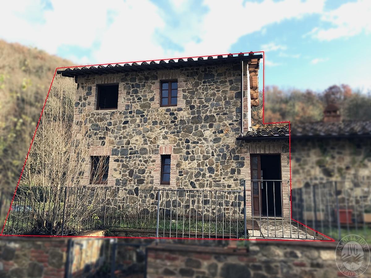 Appartamento a GAIOLE IN CHIANTI in loc. Molino di Monteluco - Lotto 1