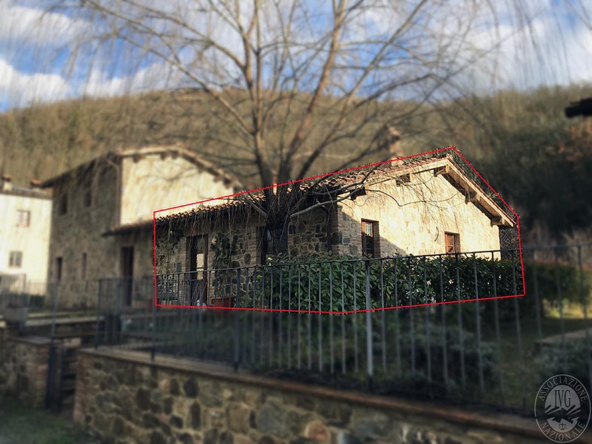 Appartamento a GAIOLE IN CHIANTI in loc. Molino di Monteluco - Lotto 2