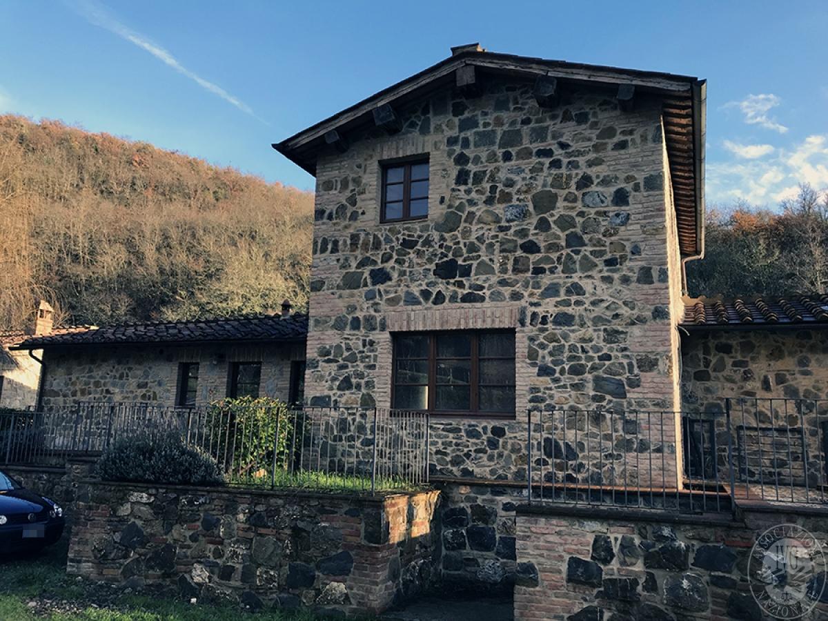 Appartamento a GAIOLE IN CHIANTI in loc. Molino di Monteluco - Lotto 3