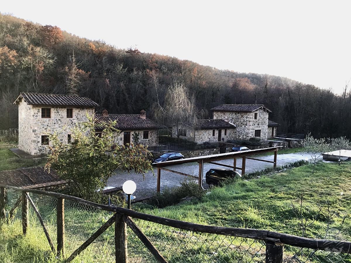 Appartamento a GAIOLE IN CHIANTI in loc. Molino di Monteluco - Lotto 3 3
