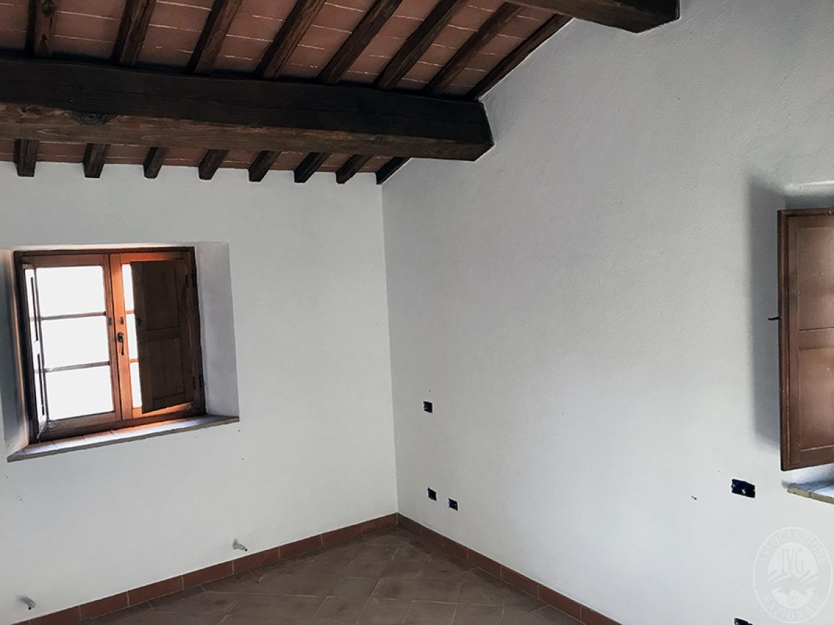 Appartamento a GAIOLE IN CHIANTI in loc. Molino di Monteluco - Lotto 3 6