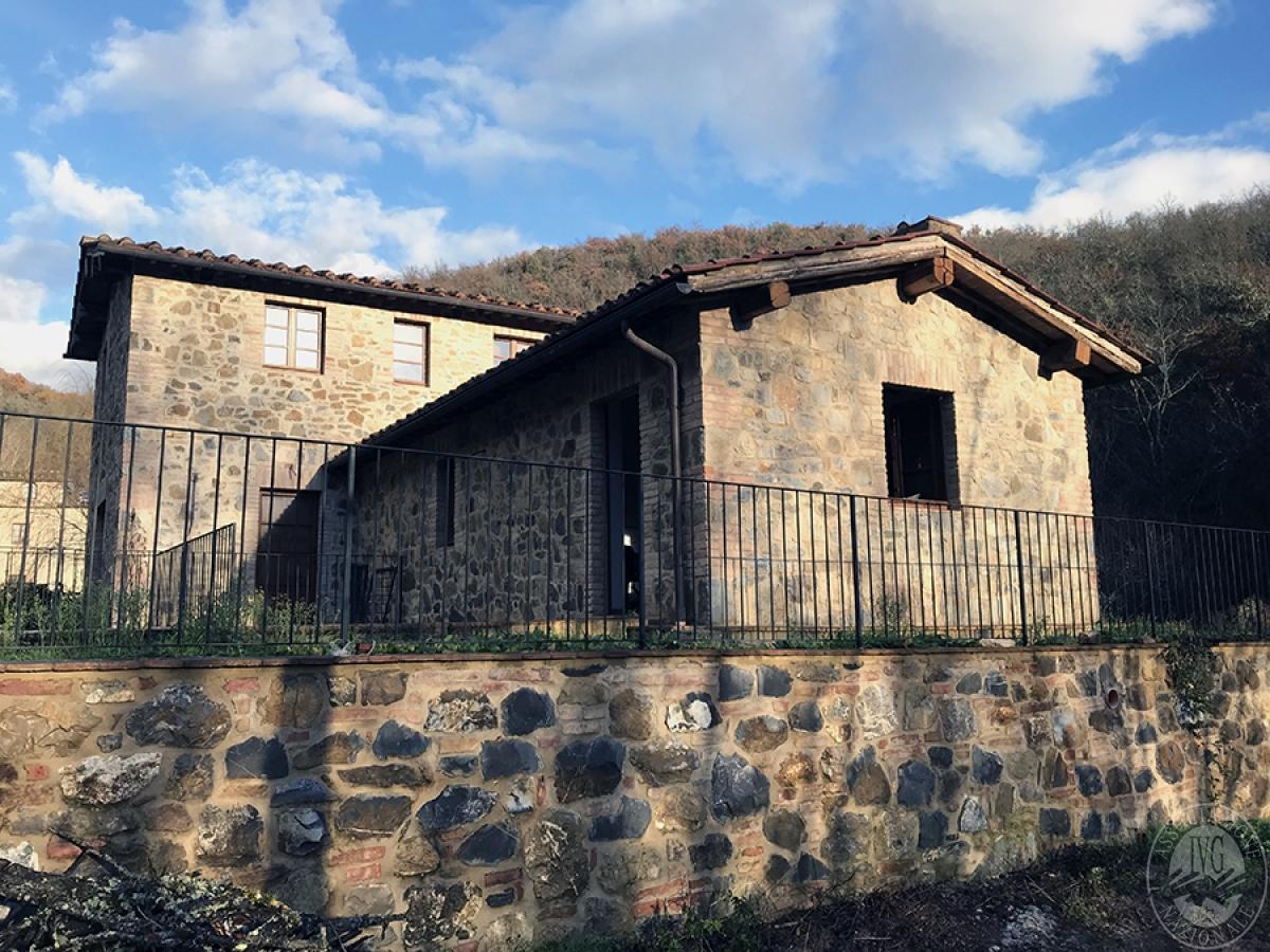 Appartamento a GAIOLE IN CHIANTI in loc. Molino di Monteluco - Lotto 4