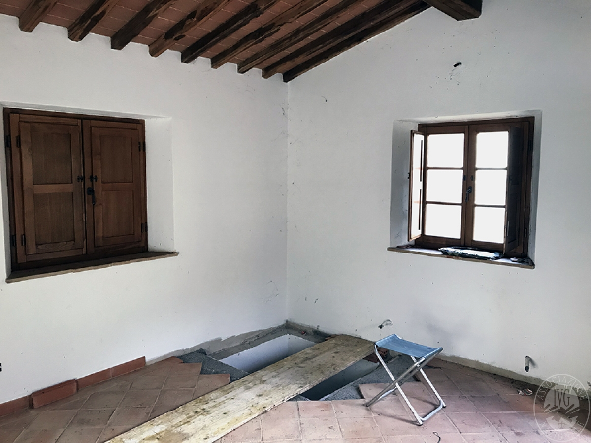 Appartamento a GAIOLE IN CHIANTI in loc. Molino di Monteluco - Lotto 4 3