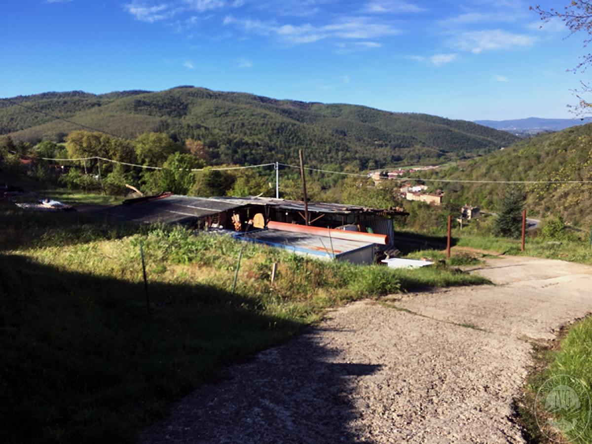 Terreni a SUBBIANO in loc. Chiaveretto - Lotto 2